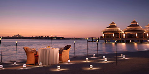 Dubai The Palm Dining by Design