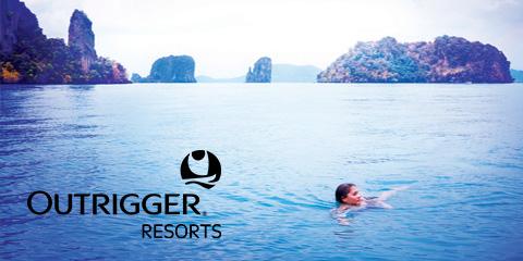 Outrigger Thailand offer