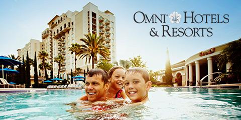 Omni Hotels & Resorts offer