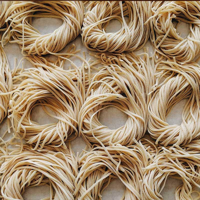 Hutchinson Shores Resort & Spa - image depicts fresh pasta
