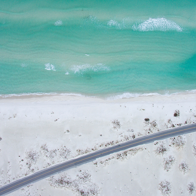 Florida's Atlantic Coast - image depicts atlantic ocean